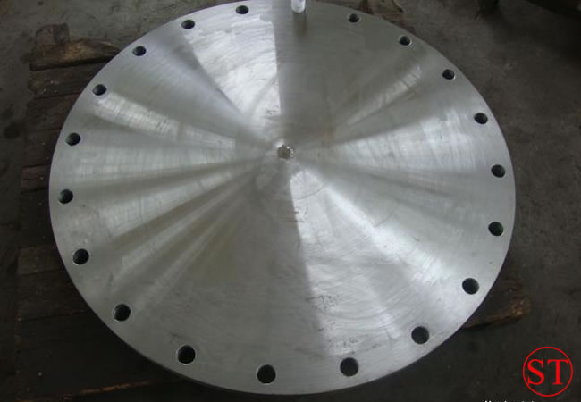 UNI6097 PN100 BLIND FLANGES