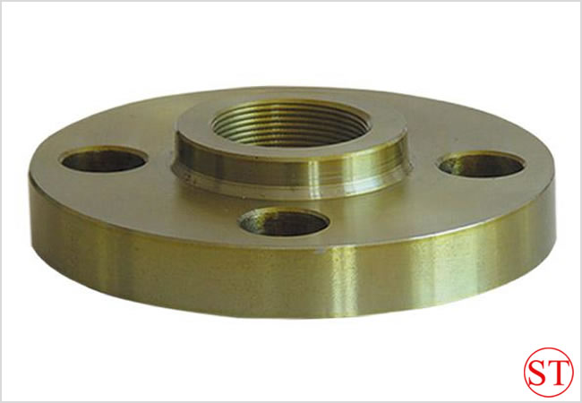 GB/T 9114 PN2.5 Threaded flanges