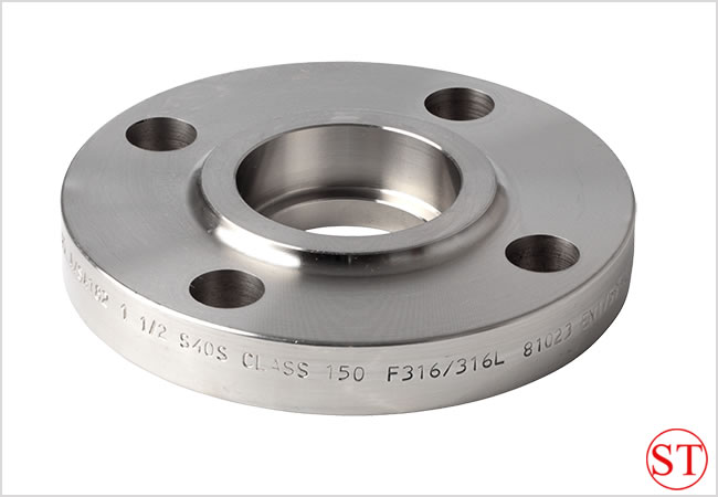 1Cr18Ni9Ti Socket flanges
