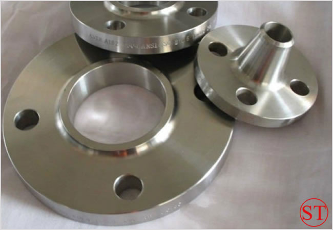 0Cr18Ni9Ti Socket flanges