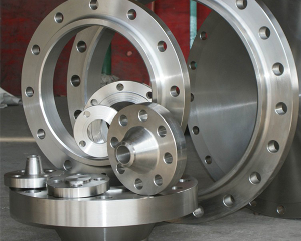 EN1092-1 type welding neck flange