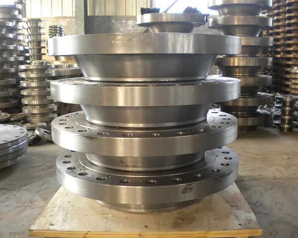 Higher quality cast steel flange
