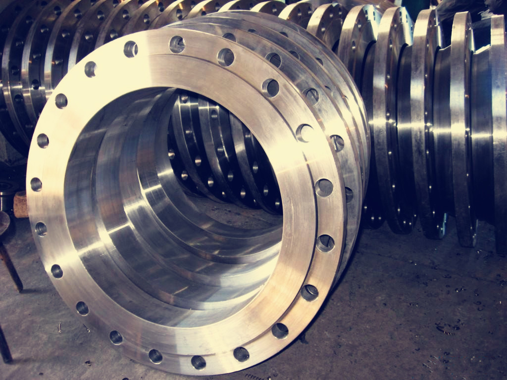 Threaded flanges factory