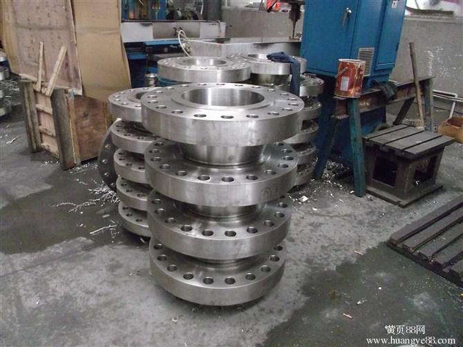Q235 material of plate flange