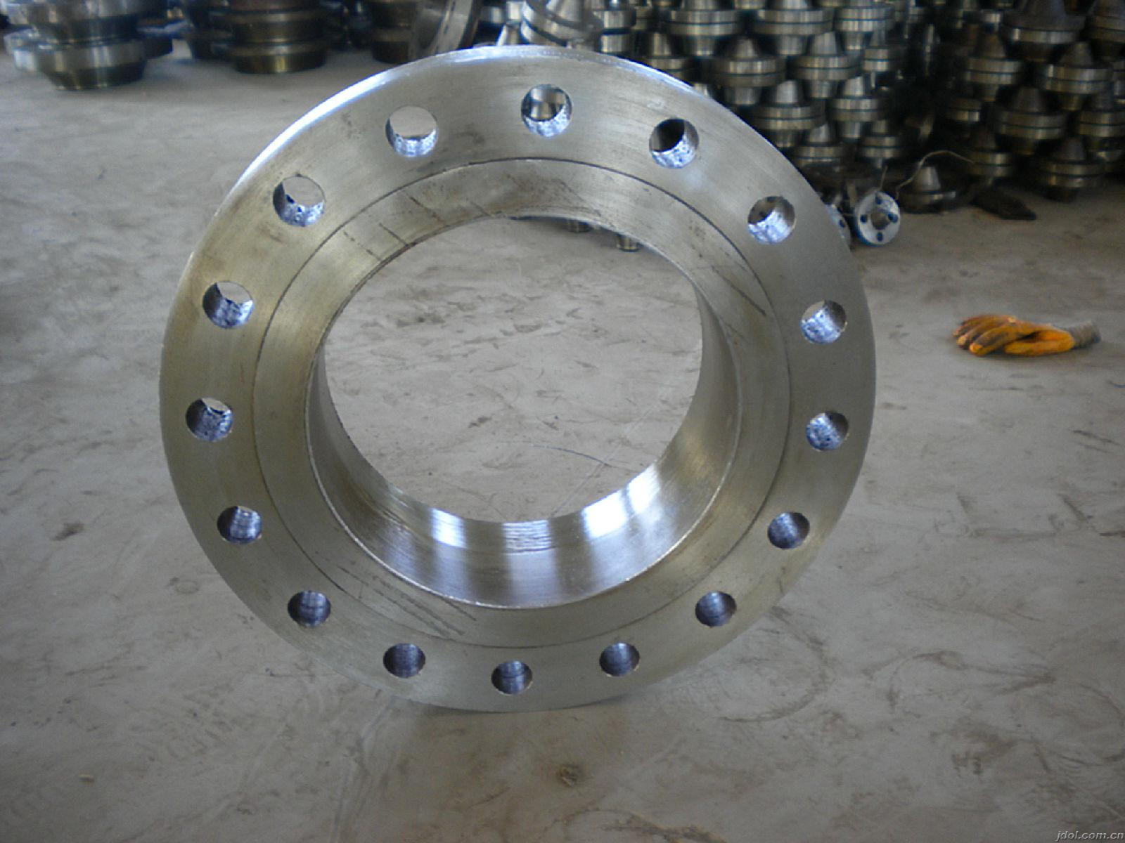 Carbon Steel Weld Plate Flange factory