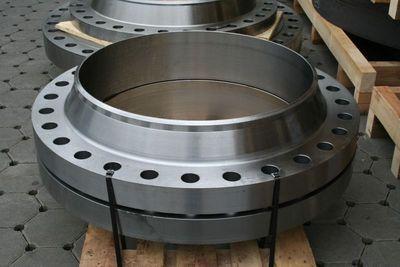 black steel pipe fittings blind flange