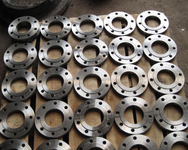 JIS B2220 SOP Flange Carbon Steel