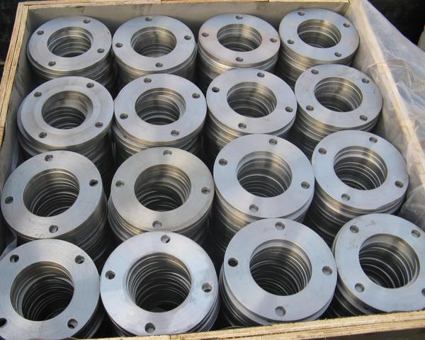 Forged Carbon Steel Welding Neck Flange GOST 12821-80 PN40