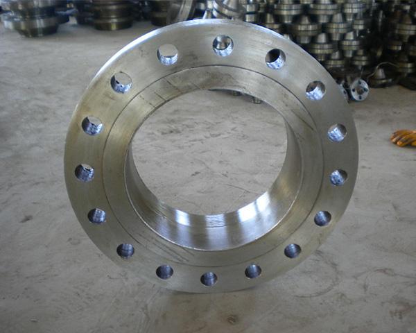 Forged  Pn25 Carbon Steel Welding Neck Flange