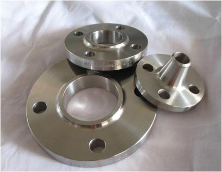 Flange Weld-Neck Stainless Steel  C150lb RF Sch40