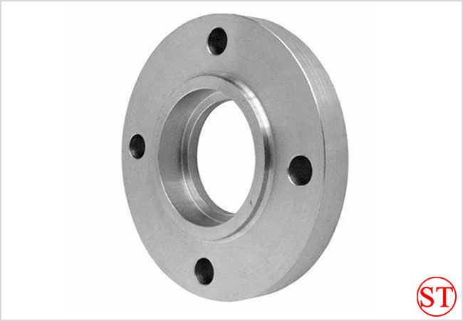 Zinc DIN86030 Slip on RF  Steel Flange