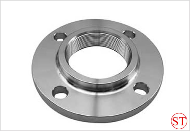 DIN 2566 1.4571 Forged Stainless Steel Threaded Flange