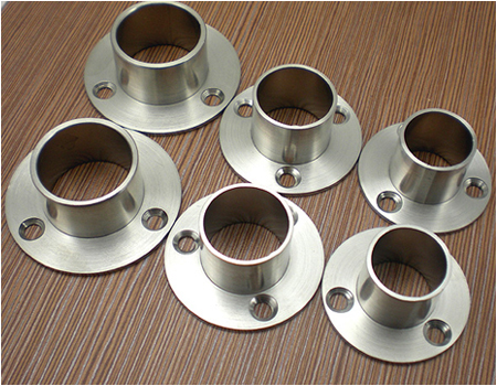 ASTM A182 F51 Forged Stainless Steel Plate Flange