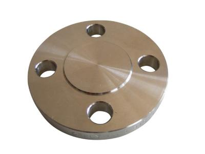 ASME B16.47 A105 Rtj RF Forged Pipe Blind Flange