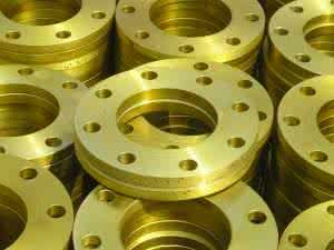 ASTM A105 Carbon Steel RF Blind Flange