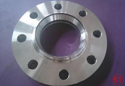 ASME B16.5 RF SS304L Stainless Steel Socket Flange