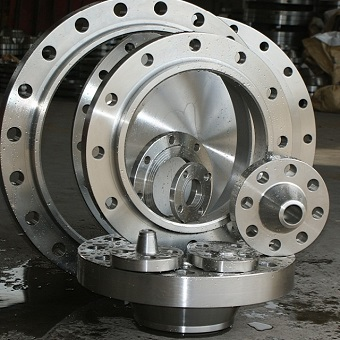 ASTM A105 F316 NPT Forged Stainless Steel Threaded Flange