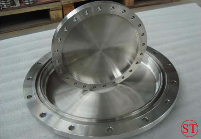 ASME B16.5 F316 DN150 Class150 Forged Blind Flange