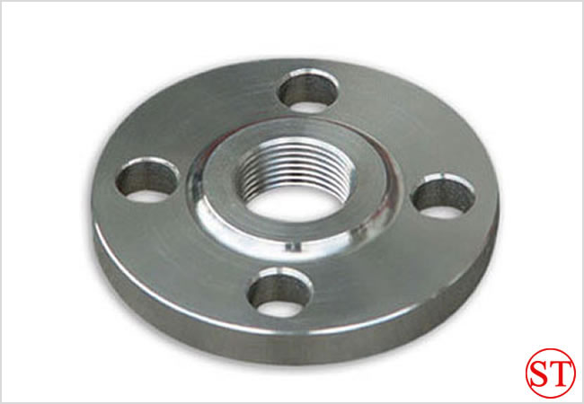 ANSI RF 304L Carbon Steel Forged Threaded Flange