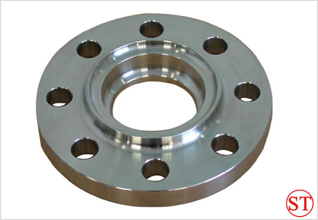 Galvanized Weld Screwed Stainless Steel Socket Flanges