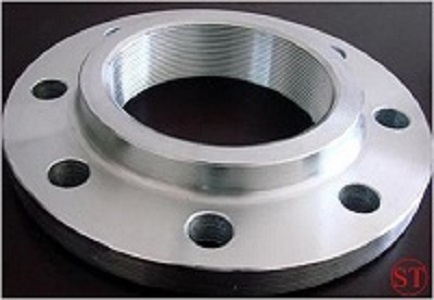 ANSI B16.5 150 LB RF Stainless Steel Threaded Flange