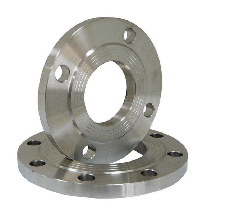 Dn200 DIN 2573 Pn16 Stainless Steel Plate Flange for Gas Industry