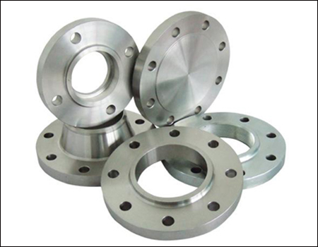BS4504 Pn16 RF FF Stainless Steel 304 316 Forged Pipe Plate Flange