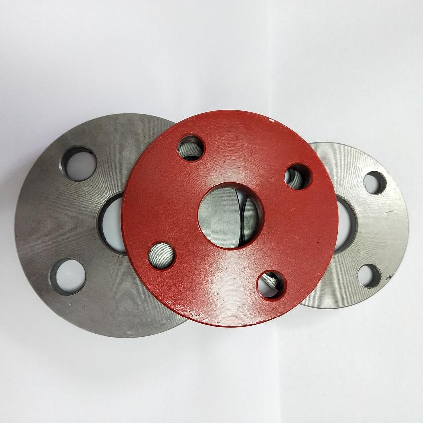 DIN En 1092-1 Type 11 P265gh F5 F9 F11 F22 C22.8 Carbon Steel Blind Flange