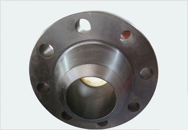 ANSI/JIS/DIN Pn16 304/F304 RF/Rtj/FF Forged Stainless Steel Weld Neck Flange